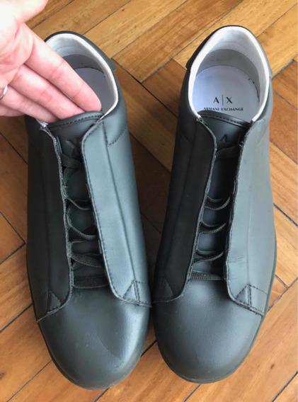 Zapatillas Armani Talle 10 Us