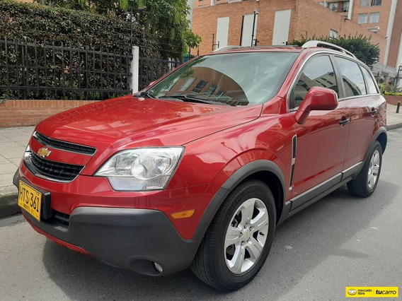 Chevrolet Captiva Sport Fe Tc