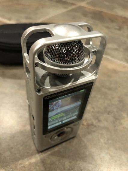Gravador Zoom Q2hd