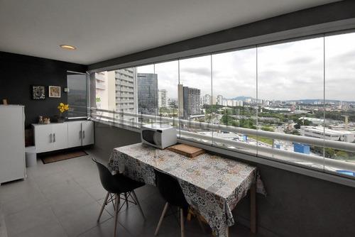 Imagem 1 de 15 de Apartamento - Barra Funda - Ref: 116264 - V-116264