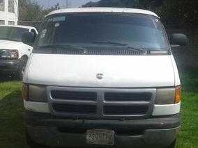 Dodge Ram 1500 Maxi Van 1500 V6 Aa Mt