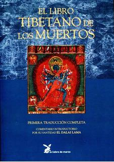 El Libro Tibetano De Los Muertos - Dalai Lama - Libro Envio