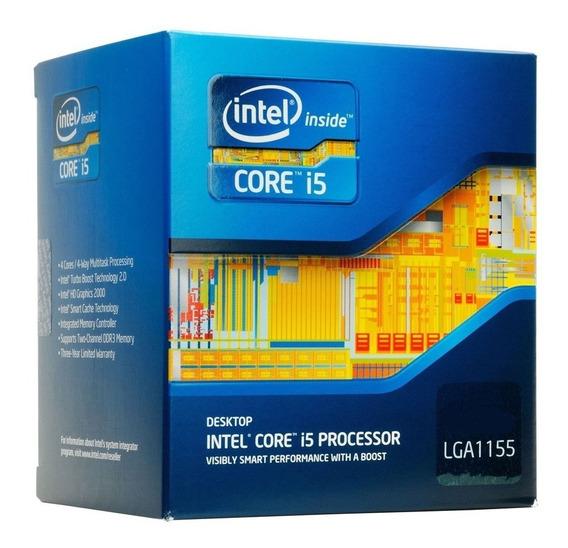 Processador Intel Core I5 3450s Lga 1155