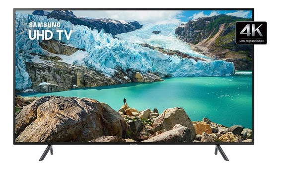 Smart Tv 4k 55 Samsung Led Uhd 55ru7100 Hdr 3 Hdmi 2 Usb