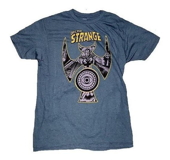 Remera Doctor Strange Marvel Oficial Talle Xl Importad Nueva