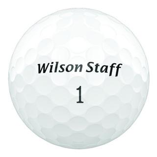 Pelotas De Golf Wilson Duo Fifty 3 Balls Nuevas