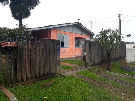 Casa A Venda No Bairro Vila Gilcy Em Campo Largo - Pr. - 453-1