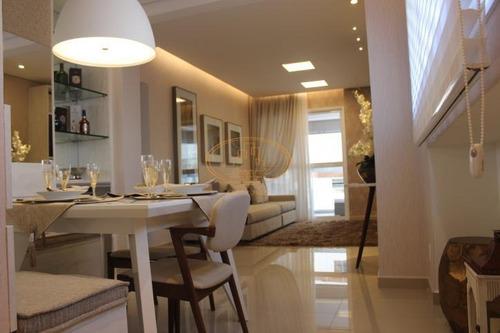 Apartamento  Com 2 Dormitório(s) Localizado(a) No Bairro Gonzaga Em Santos / Santos  - 5973