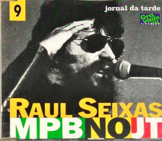 Raul Seixas Cd Mpb No Jt 9 Jornal Da Tarde