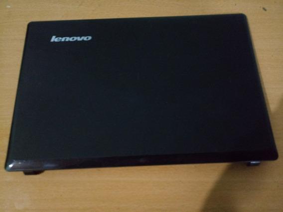 Carcaça De Notebook Tampa Da Tela Lenovo G485