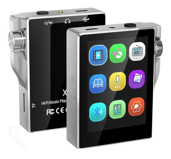 Mp3 Player Gueray X10 16gb C/bluetooth 4.2 Tela Touch
