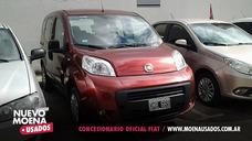 Fiat Qubo Active 1.4 8v 2014 Bordo 5 Puertas