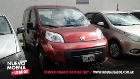 Fiat Qubo Active 1.4 8v 2014 Bordo 5 Puertas Anticipo