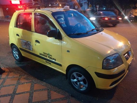 Hyundai Atos 2009 (taxi Coopebombas)