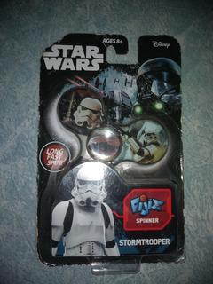 Star Wars Fijix Spinner Stormtrooper Disney Original Nuevo