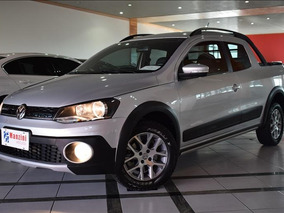 Volkswagen Saveiro 1.6 Cross Cd 16v Flex Manual