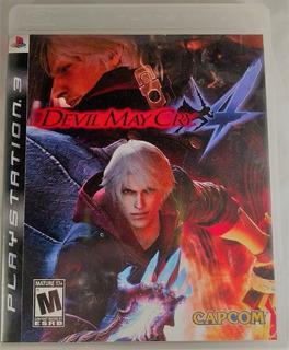 Devil May Cry 4 Ps3 Play Magic
