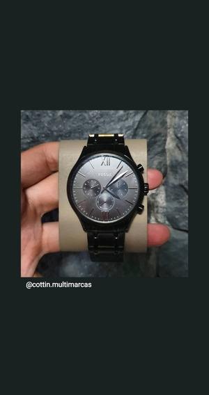 Relógio Fóssil Modelo Bq2361 (original Eua)