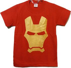 Camiseta Infantil Personagens Menino Kit 10 Peças