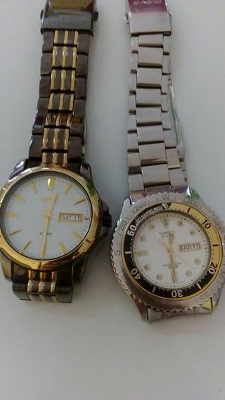 Reloj Seiko Y Casio