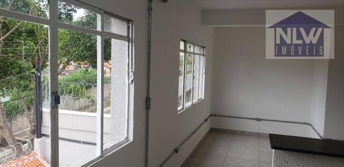 Studio Para Alugar, 30 M² Por R$ 1.600,00/mês - Jardim Cidade Pirituba - São Paulo/sp - St0183