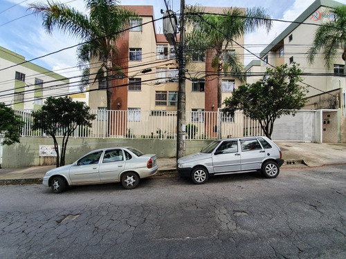 Apartamento Com Área Privativa Com 3 Quartos Para Comprar No Jardim Riacho Das Pedras Em Contagem/mg - 7714