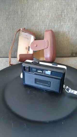 Câmera Antiga Original Minolta,mod. Autopak 550(negociável)