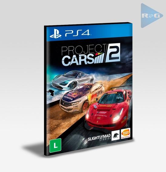 Project Cars 2 Ps4 - Envio Agora