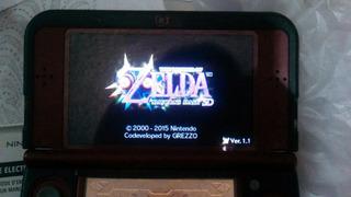 Juego Zelda Majora