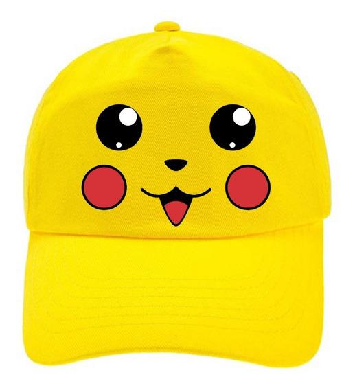 Gorra Pokemon 04