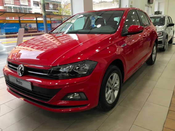 Nuevo Polo Comfortline Plus Volkswagen 2020 Automático 0km