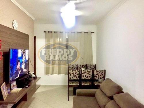 Apartamento A Venda No Bairro Vila Mogilar Em Mogi Das - 380-1