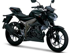 Suzuki Gsxs150 En Negro
