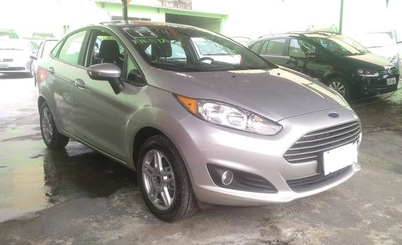 New Fiesta Sedan Aut Ano 2017 Baixa Quilometragem