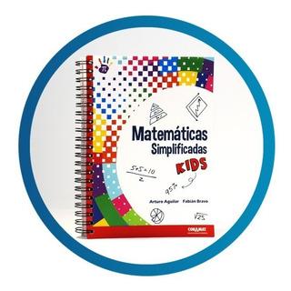 Conamat Matemáticas Simplificadas Kids ¡envío Gratis!
