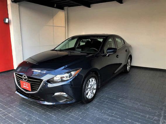 Mazda 3 4p Sedán I Touring L4/2.0 Man