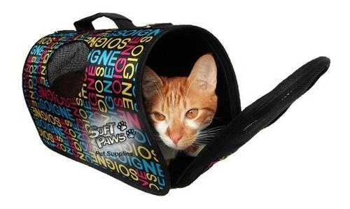 Bolso Cargador Cama Guacal Casa Para Gatos Perros Pequeños