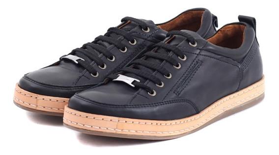Zapatillas Hombre 508 Cuero Franco Pasotti
