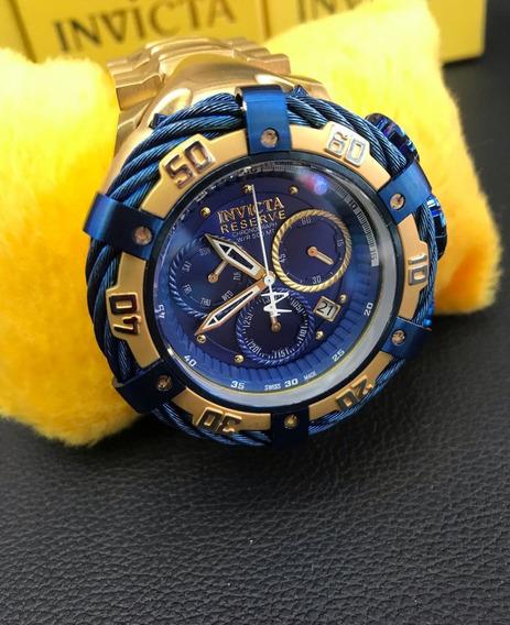 Relógio Invicta Masculino Original Suíço 21347 Promoção