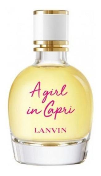 Perfume Feminino Lanvin A Girl In Capri Edt F 50ml