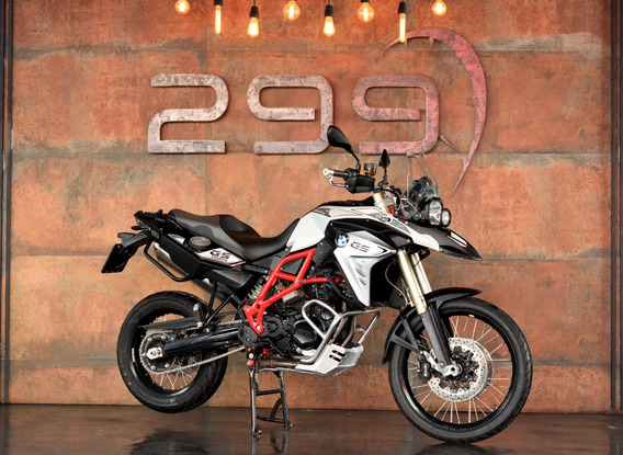 Bmw F 800gs Trophy 2017/2018 Com Abs