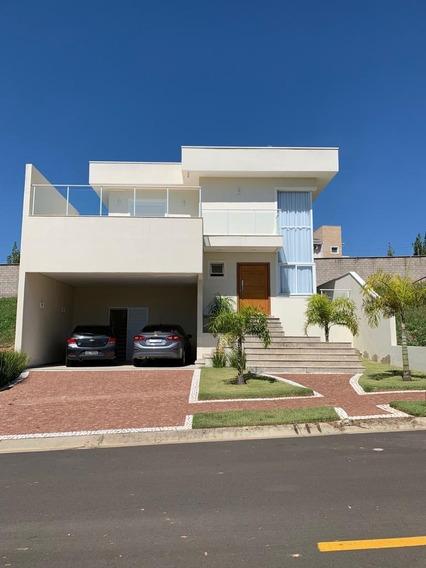 Casa À Venda Em Loteamento Alphaville Campinas - Ca007094