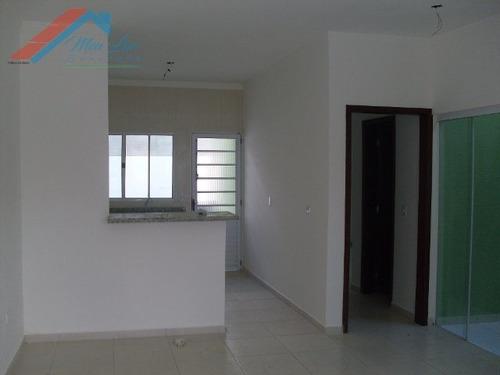 Casa A Venda No Bairro Jardim Residencial Villa Amato Em - Ca 018-1