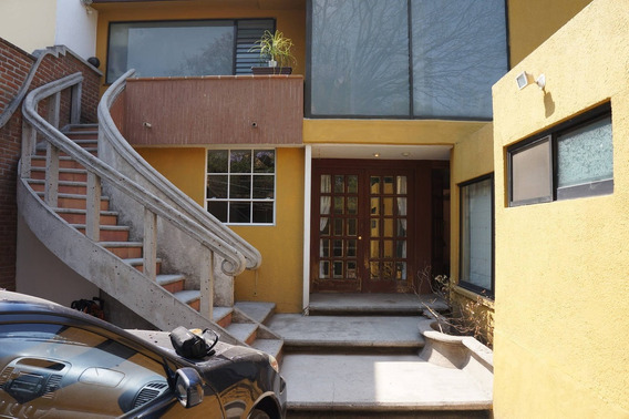 Casa En Renta Fuente De La Juventud, Lomas De Tecamachalco