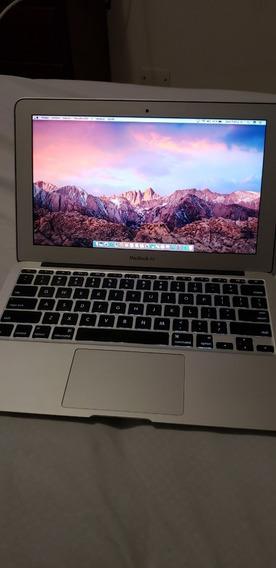 Macbook Air 11 I5 1.6ghz, Ssd 128gb, 4gb Ram Ofertazooooooo