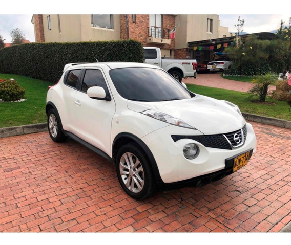 Nissan Juke Motor 1.6 Blanco