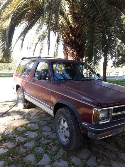 Chevrolet Blazer C10 2wd