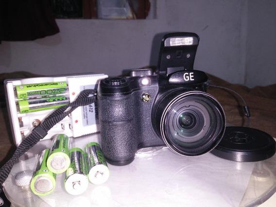 Câmera Semi Profissional Ge X500
