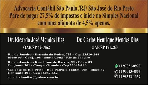 Advocacia Contábil Contabilidade Mendes Dias Advogados