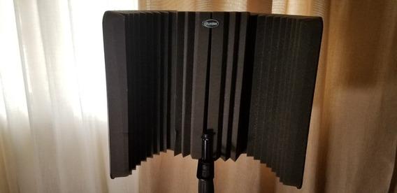 Vocal Booth Auralex Con Pedestal